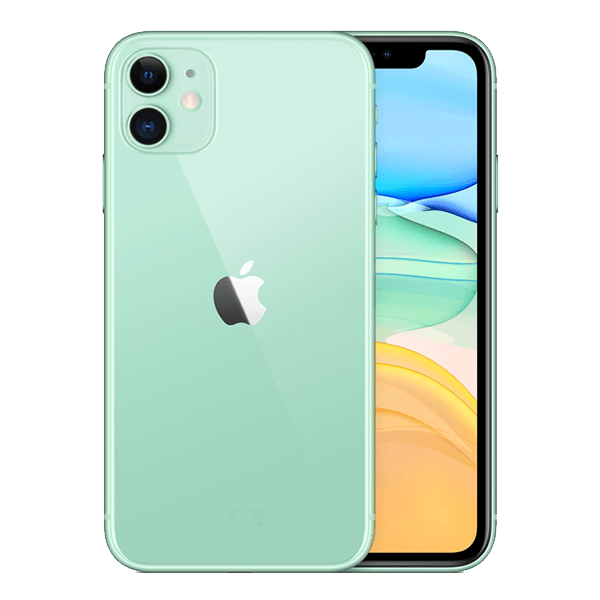 refurbished iphone 11 groen