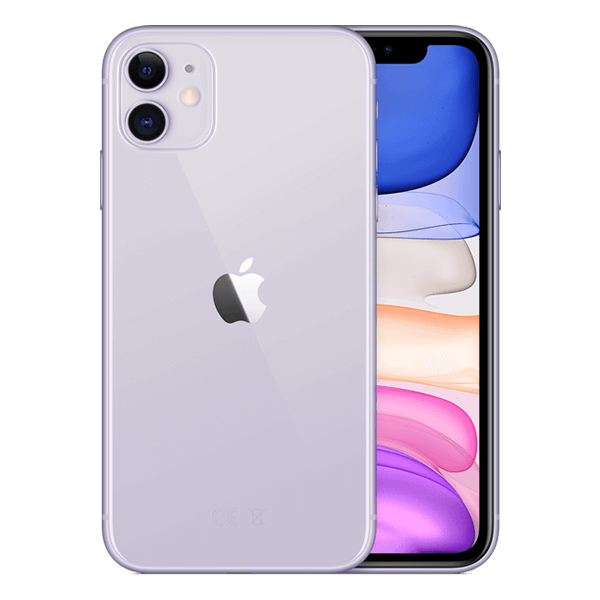 refurbished iphone 11 paars