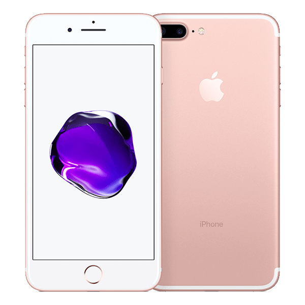 refurbished iphone 7 plus rose goud