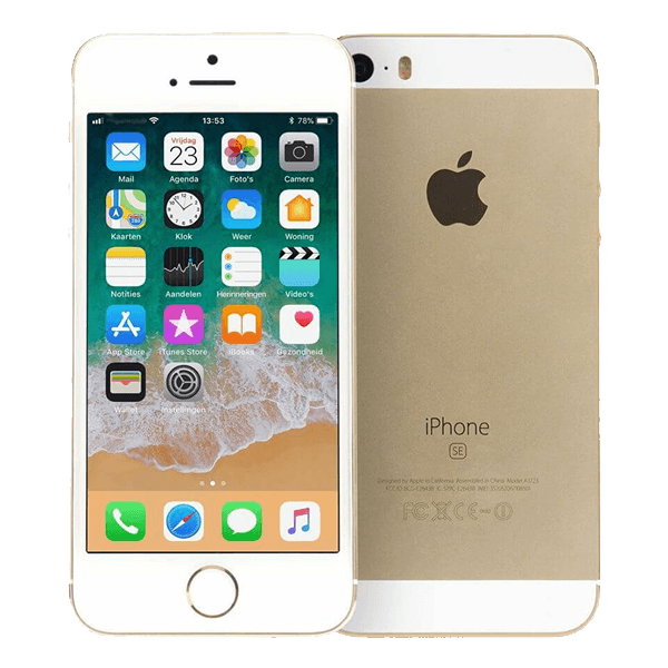refurbished iphone se 2016 goud