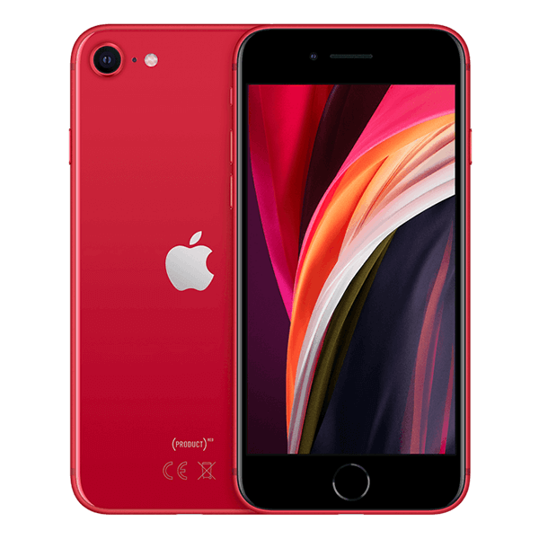 refurbished iphone se 2020 rood