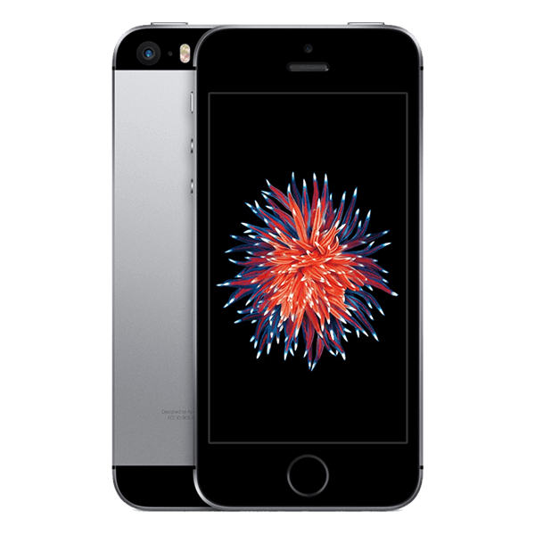refurbished iphone se 2016 zwart
